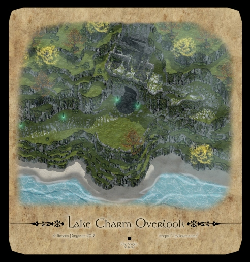Lake Charm Overlook