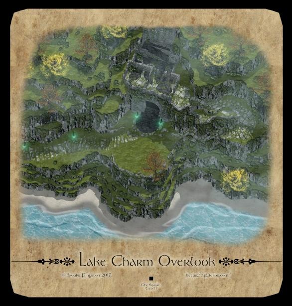 Lake Charm Overlook