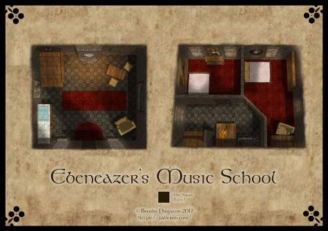 Ebenezer's Music School
