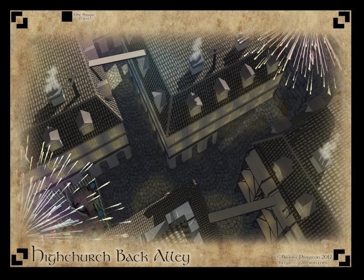Highchurch Back Alley