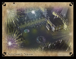 Highchurch Square Celebration