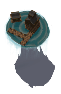Dream Island: Chadwick's Orphanage