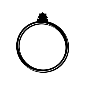 Compassion's symbol is a simple ring, given in love by the Fool at the dawning of the world.