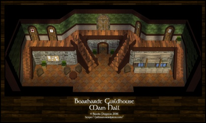 Boarhardt Guild Main Hall
