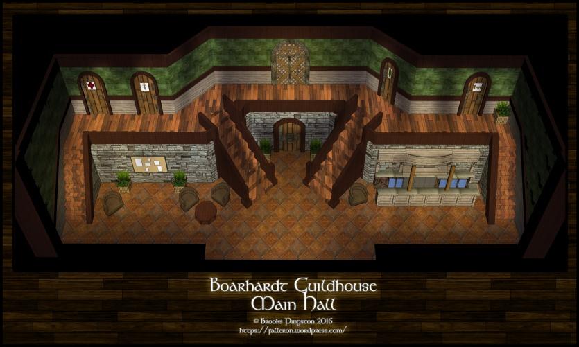 Boarhardt Guild Main Hall