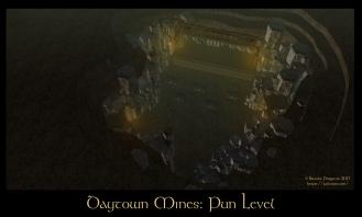 Daytown Mines Pun Level