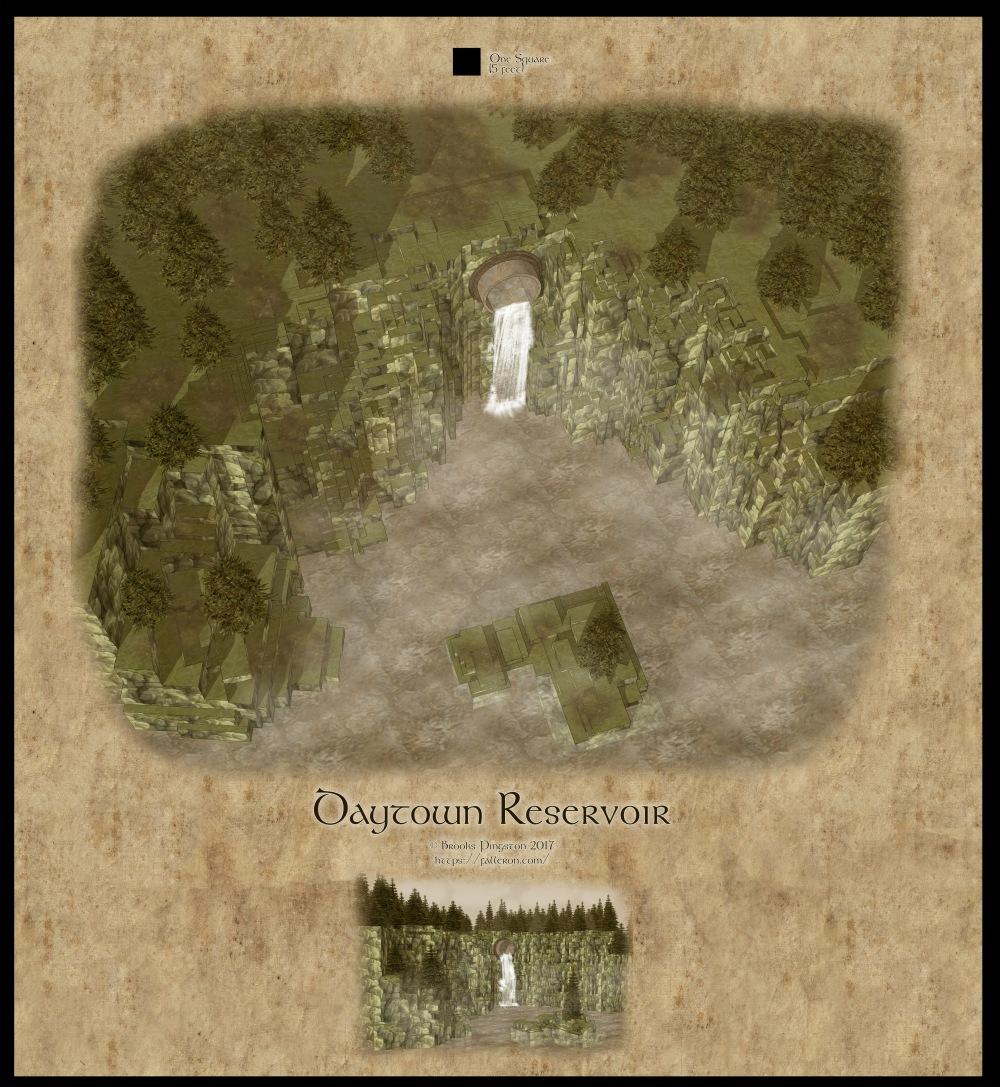Daytown Reservoir Day