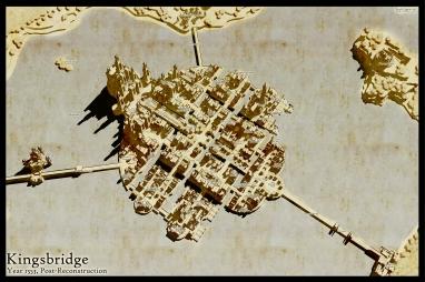 Kingsbridge Area Map