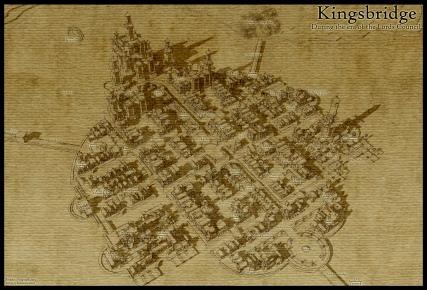 Kingsbridge Map
