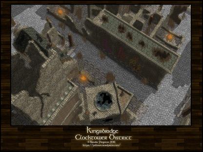 Kingsbridge: Clocktower District Day