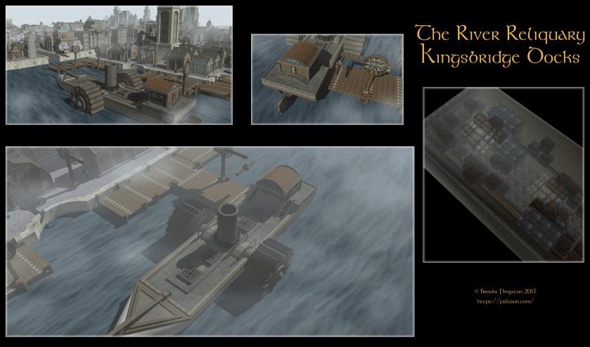 Kingsbridge The River Reliquary