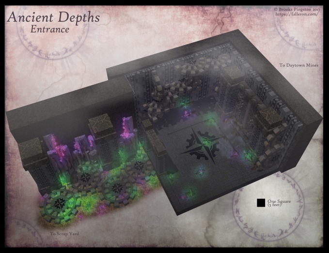 Ancient Depths Entrance