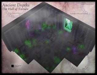Ancient Depths Torture