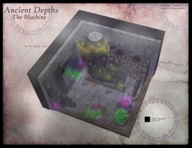 Ancient Depths Machine