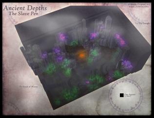 Ancient Depths Slave Pen