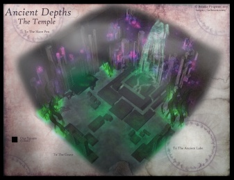 Ancient Depths Altar