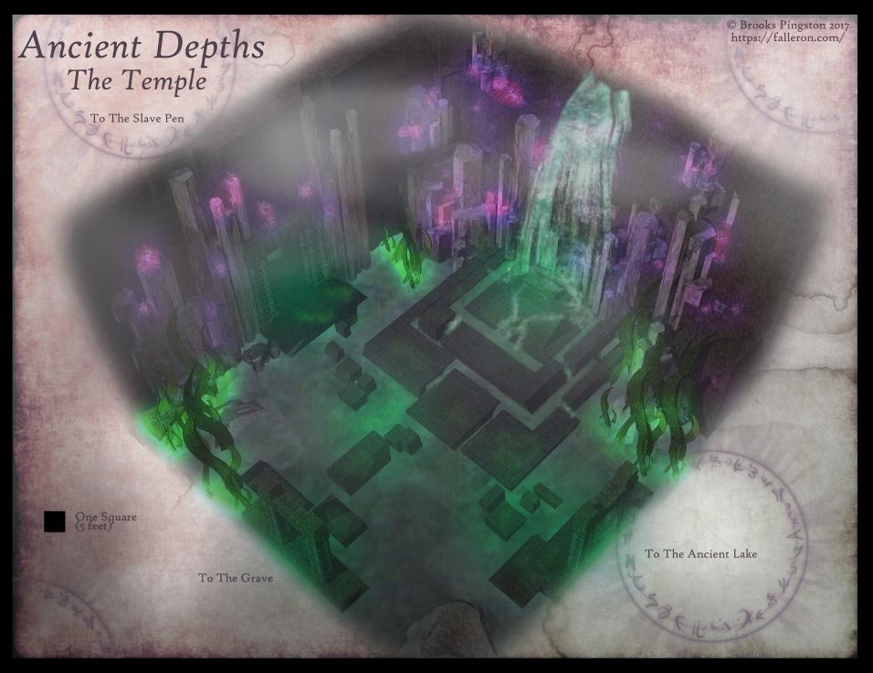 Ancient Depths Altar