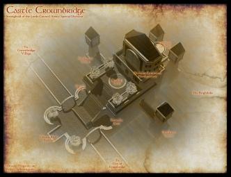 Area Map - Castle Crownbridge