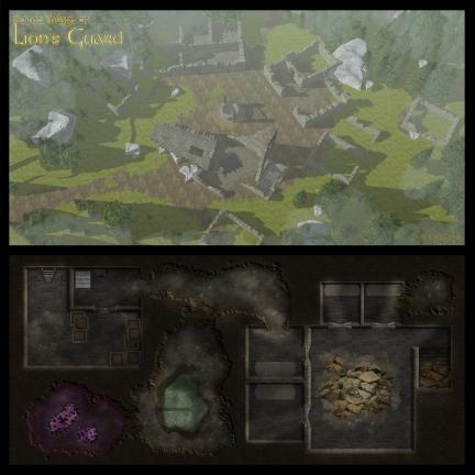 Lion's Guard Village