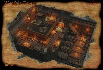 Wendy's Tavern: Open