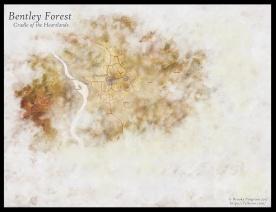 Bentley Area Day Fog