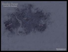 Bentley Area Night Rain