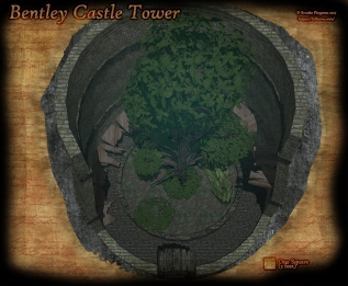 Bentley Castle Tower