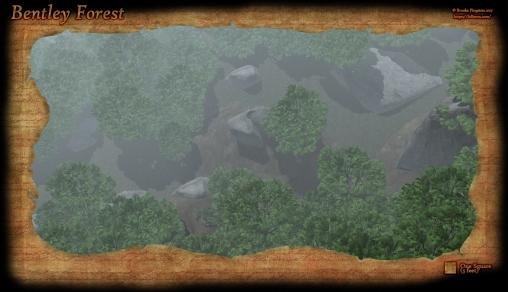 Bentley Forest Day Fog