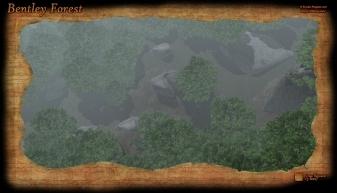 Bentley Forest Day Rain
