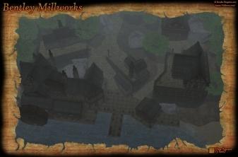 Bentley Mill Day Fog