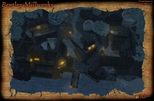 Bentley Mill Night