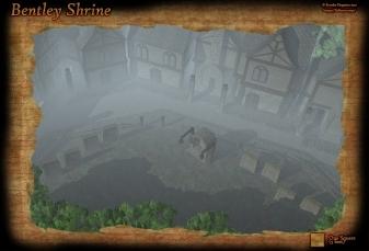 Bentley Shrine Day Fog