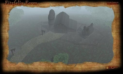 Fitzfelix Farm Day Fog