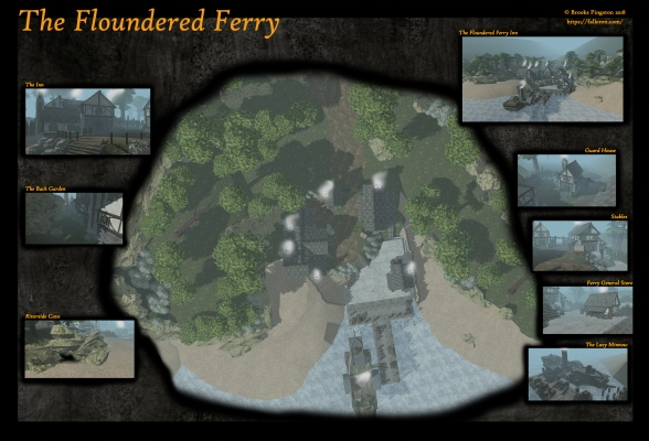 Floundered Ferry Day