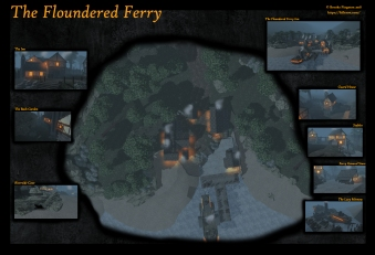 Floundered Ferry Night
