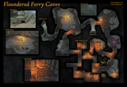Floundered Ferry Caves
