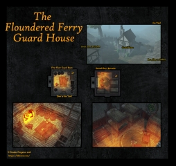 Floundered Ferry Guard House