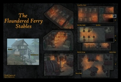 Floundered Ferry Stables