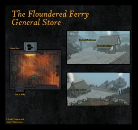 Floundered Ferry General Store