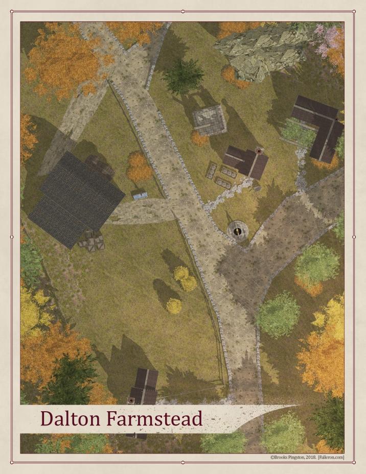 Dalton Farmstead Day1