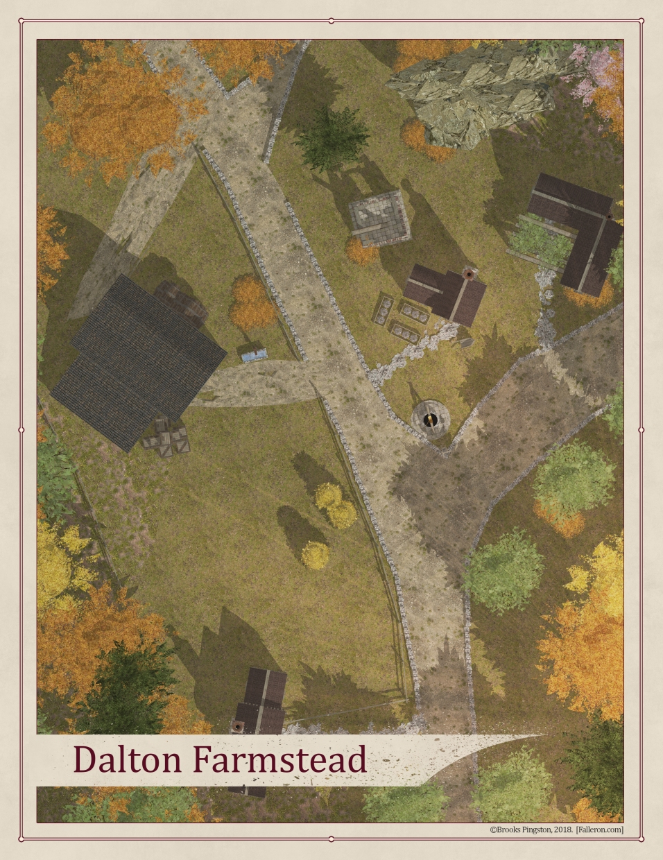 Dalton Farmstead Day1