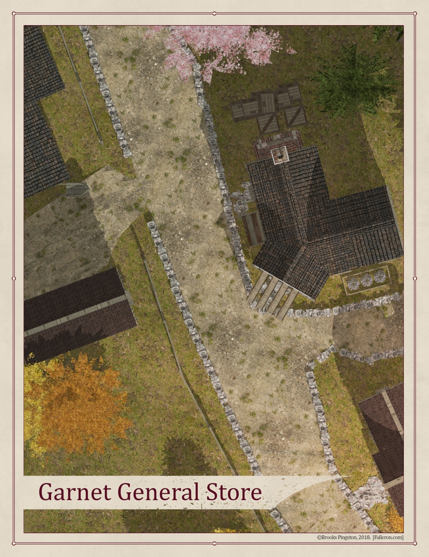 Garnet General Store