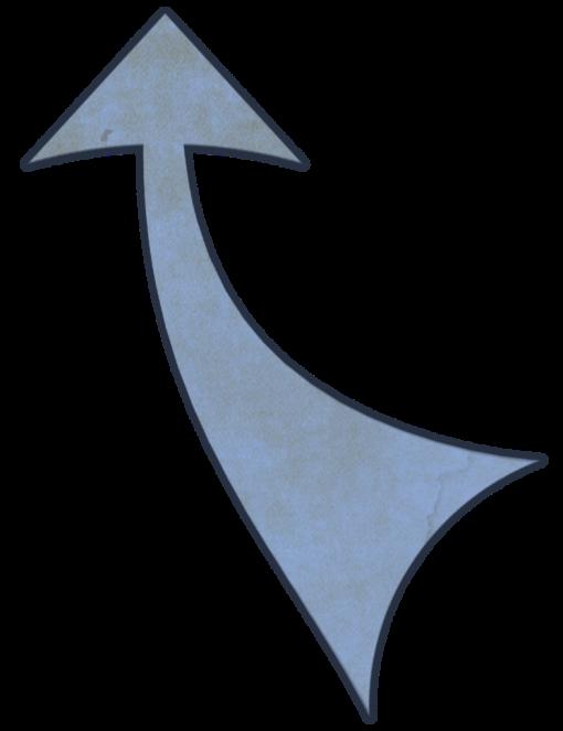 LCA Curved Arrow