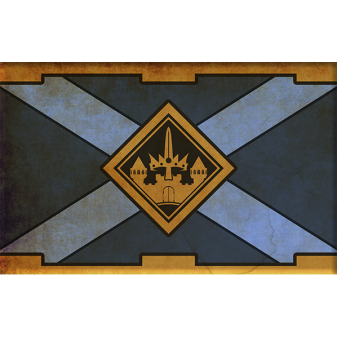 Lord's Council Flag