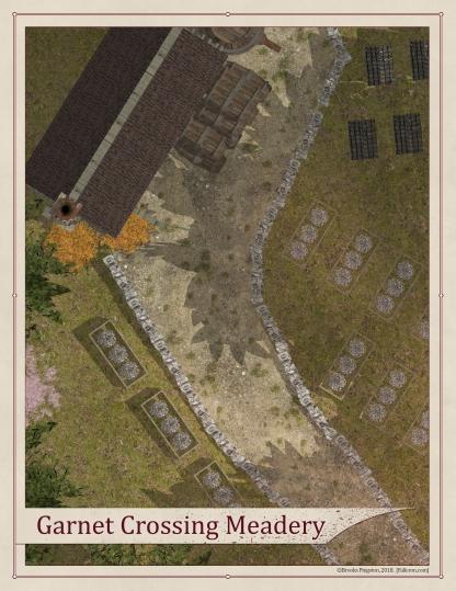 Garnet Crossing Meadery Exterior