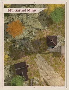 Mt. Garnet Mines Exterior