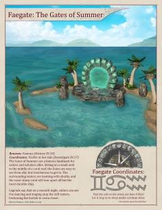 Gates of Summer: Open