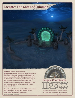 Gates of Summer: Open Night