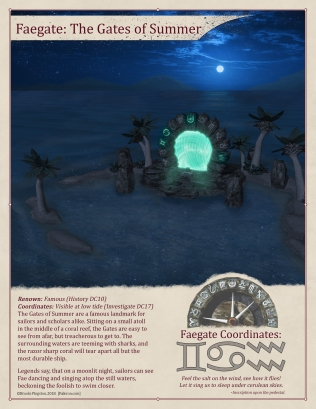Gates of Summer: Symbols Night