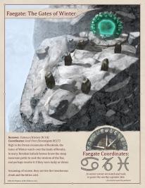 Faegate: The Gates of Winter